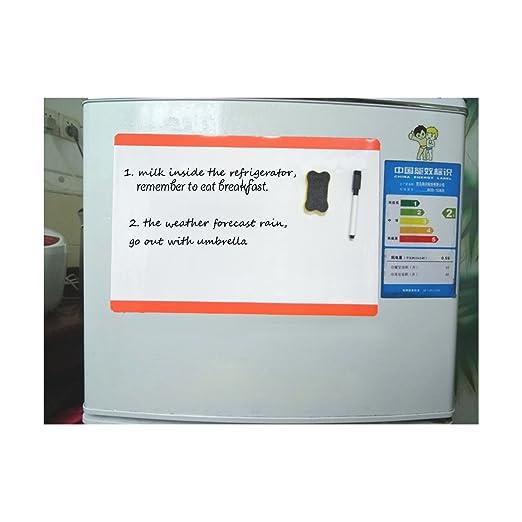 A3 Whiteboard Monatliche Planer Magnetische Nachricht Bord Küche Täglichen Flexible Bulletin Memo Boards Kühlschrank Magnet Zeichnung Kalender Kalender