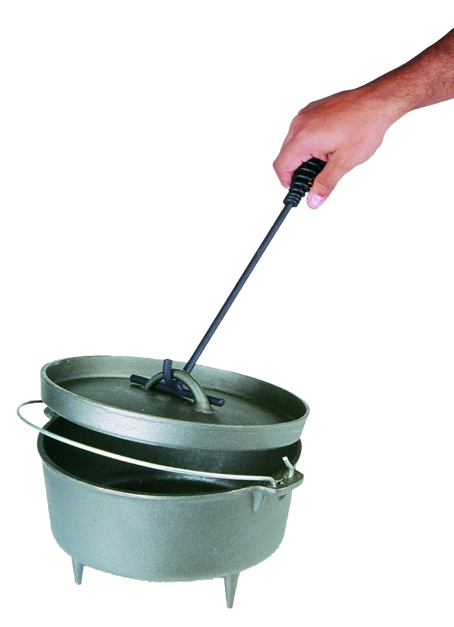 Texsport Camp Cast Iron Dutch Oven Lid Lifter by Texsport (Image #2)