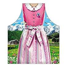 Dirndl Cooking apron - Bavarian Girl