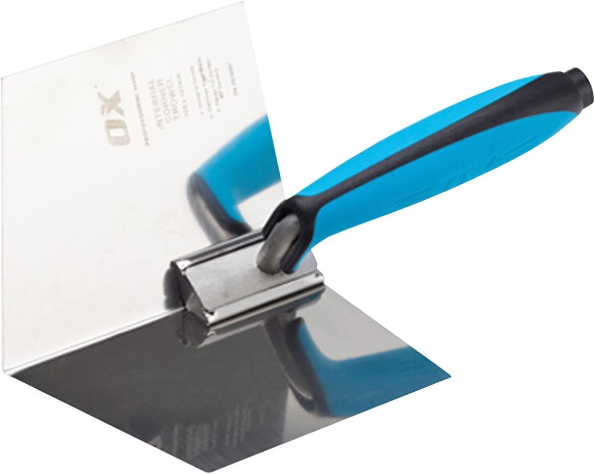 OX Pro Dry Wall Internal and External Corner Trowels