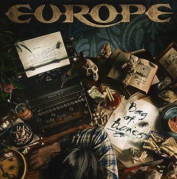 amazon bag of bones europe ヘヴィーメタル 音楽