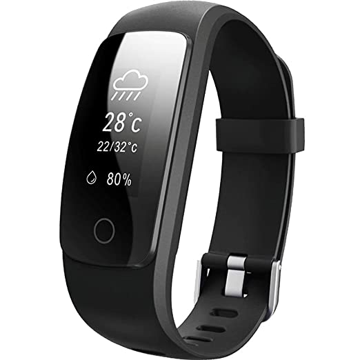 91 opinioni per Fitness Tracker, Willful Activity Tracker Cardiofrequenzimetro Impermeabile IP67