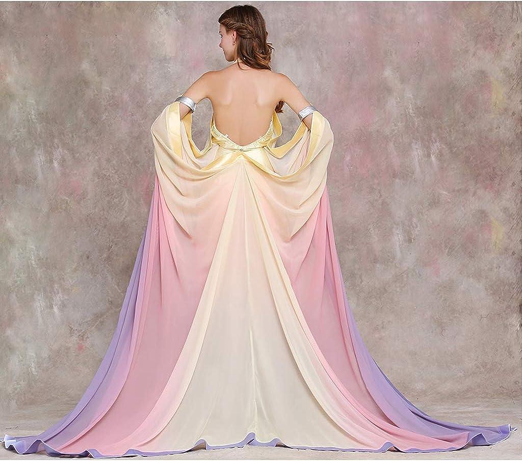 Amazon.com: CosplayDiy - Vestido de mujer para cosplay Queen ...