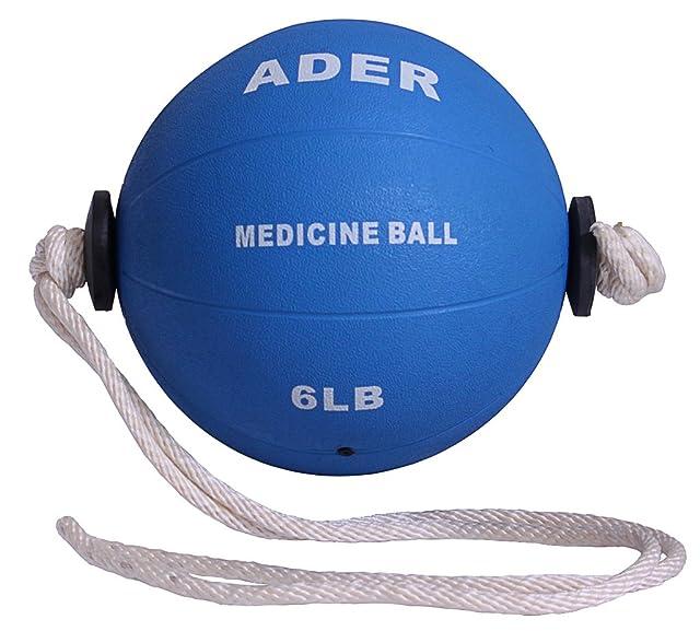 Ader Power Rope Medicine Ball