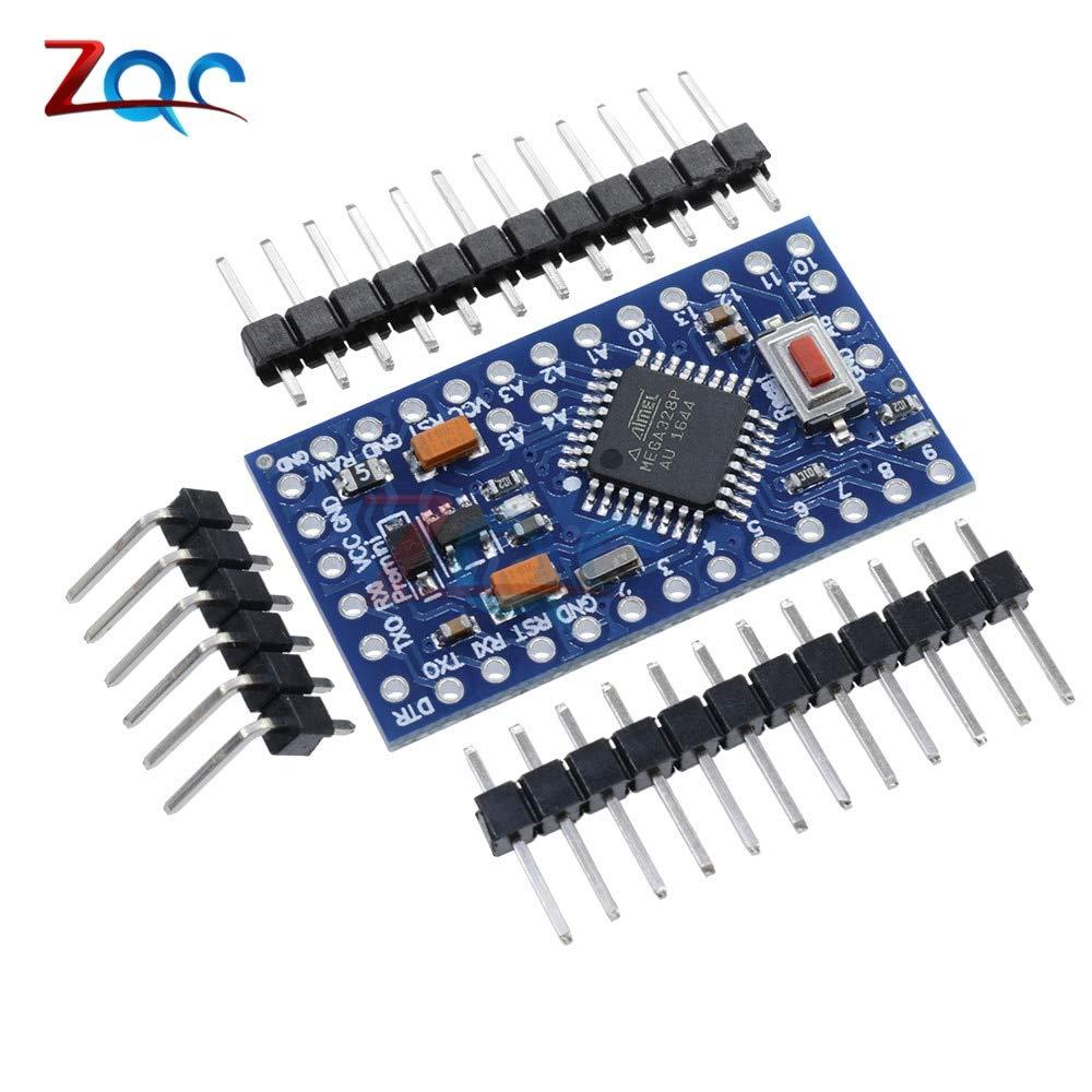 1PCS New Pro Mini atmega328 Board 5V 16M Arduino Compatible Nano