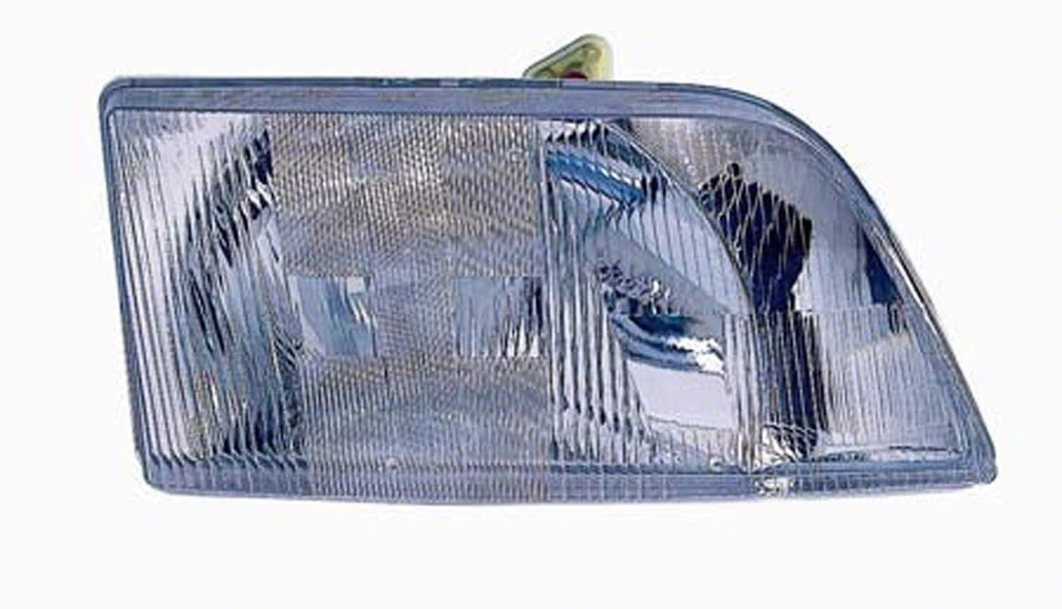 No variation Headlight Multiple Manufactures HDL00078 Standard