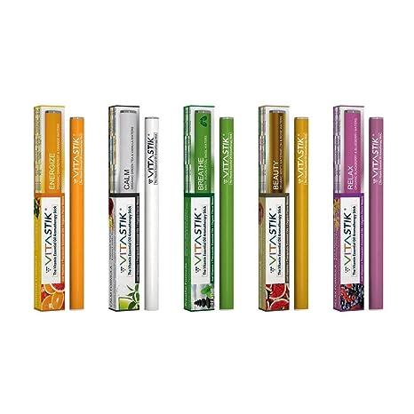 Stick difusor de aceite esencial y vitaminas, de Vitastik, Vitamin Vape original 2014