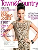 Town & Country 2009 March - Georgina Chapman