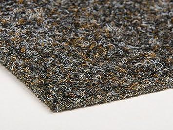 Antistatischer Nadelfilz Teppichboden Meterware MERLIN Schwer Entflammbar Nadelvlies B/üro Messe Teppichboden 2,00m x 1,00m Strapazierf/ähiger Bodenbelag Auslegware Meterware Dunkelbraun