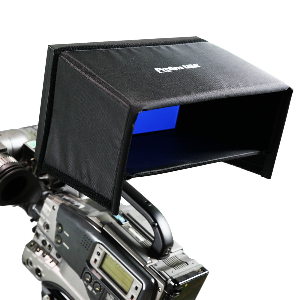 10 Inch LCD Video Monitor Hood / Sunshade by ProAm USA