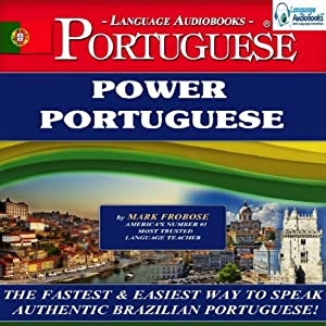 Power Portuguese (Brazilian) Audiobook