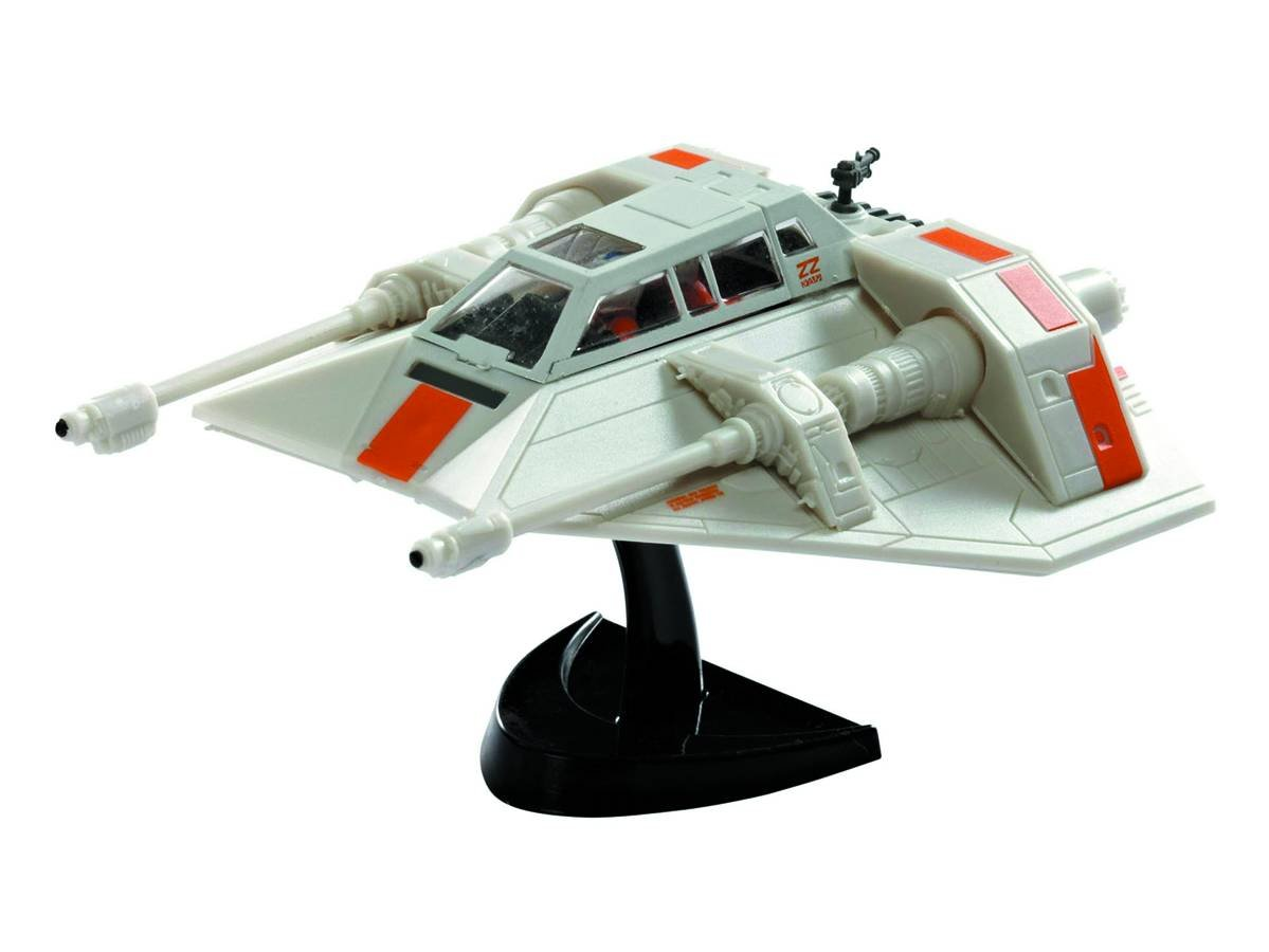 Star Wars Model Snowspeeder Mini-Snaptite Model Wars Kit ffd291