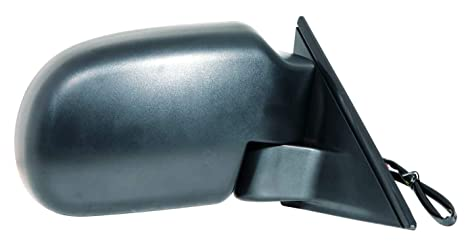 Depo 333-5401R3EFH Texture Black Passenger Side Power Heated Mirror