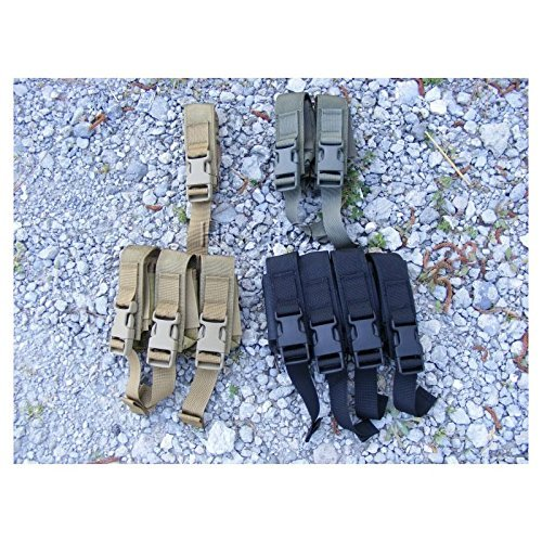 Pouch Mag Pistol Quad (High Speed Gear Modular Pistol Mag Pouch (Multicam, Quad))