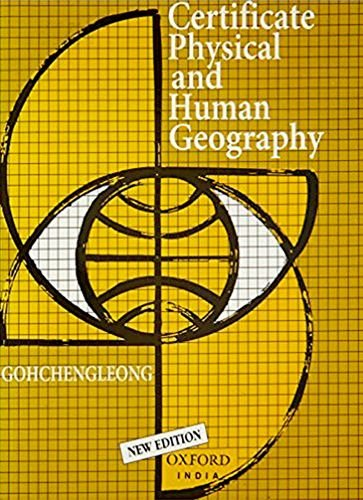 Buy Certificate Physics And Human Geography Indian Edition Book