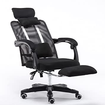 Amazon.com: Video Game Chairs Computer Chair Home Reclining Chair ...