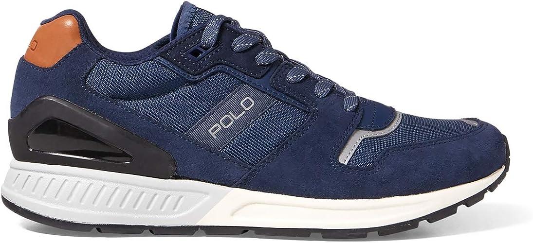 Ralph Lauren Zapatilla 809-669838-007 TRAIN100: Amazon.es: Zapatos ...
