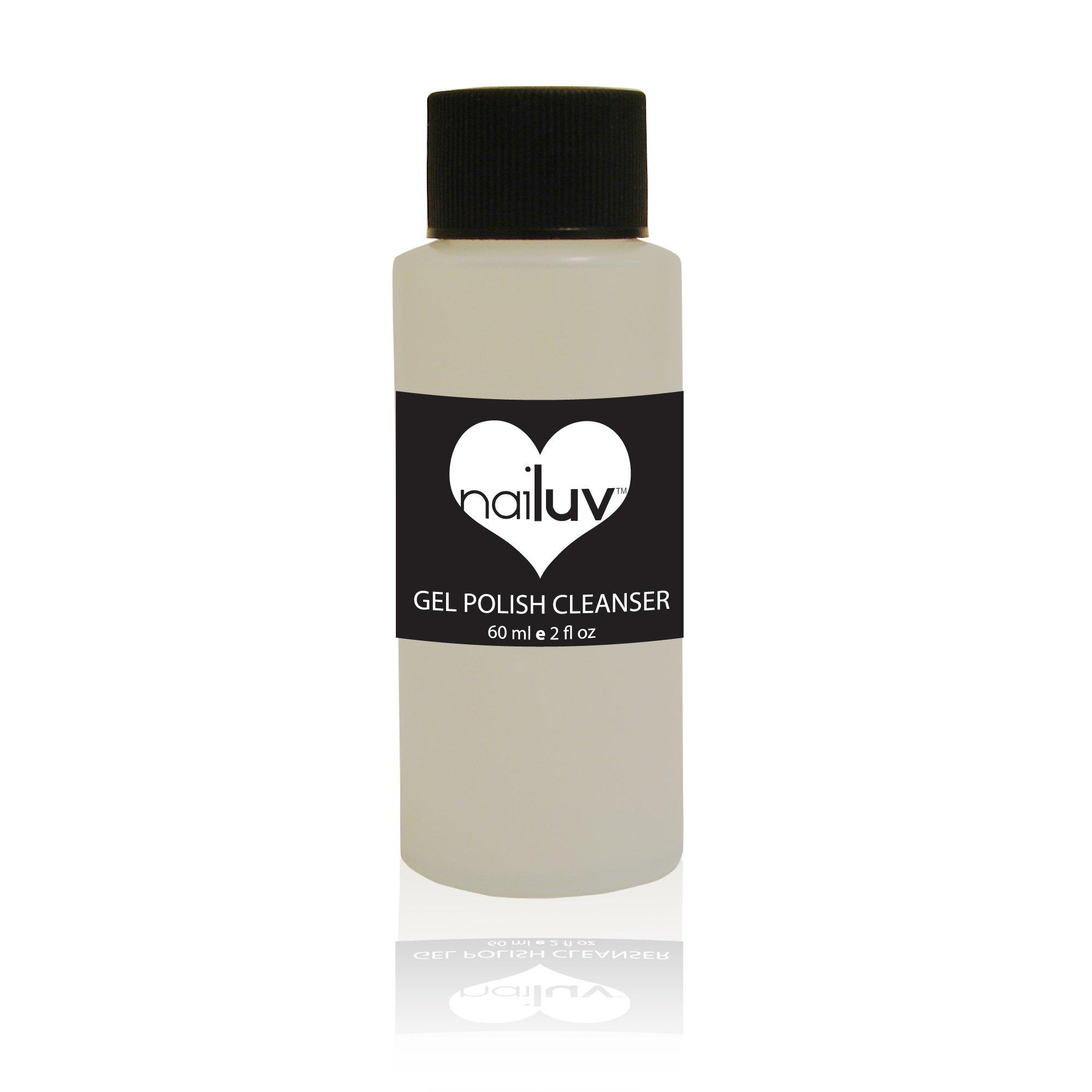 Nailuv 6019 Gel Nail Polish - Cleanser