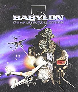 Babylon 5: The Complete Series + The Movie / Crusade Collection [DVD] [2004] (B00COTLTUA) | Amazon Products