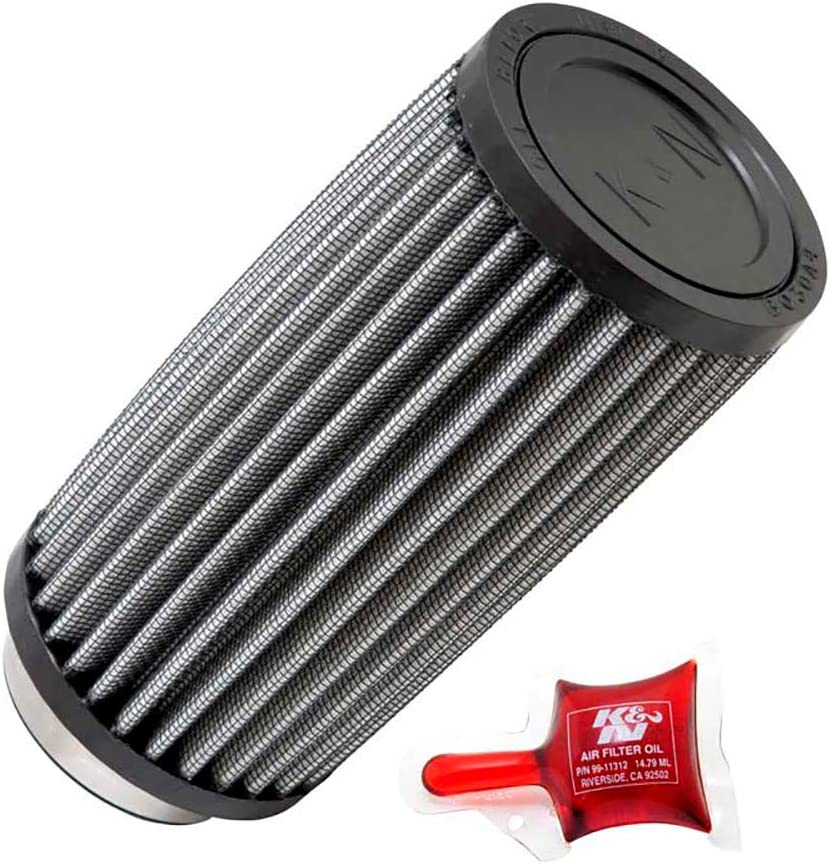 K/&N Filters RU-2580 Car and Motorcycle Universal Rubber Filter