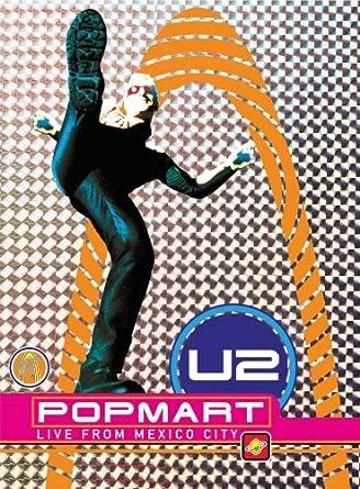 Amazon.com: U2: PopMart Live from Mexico City (Limited ...