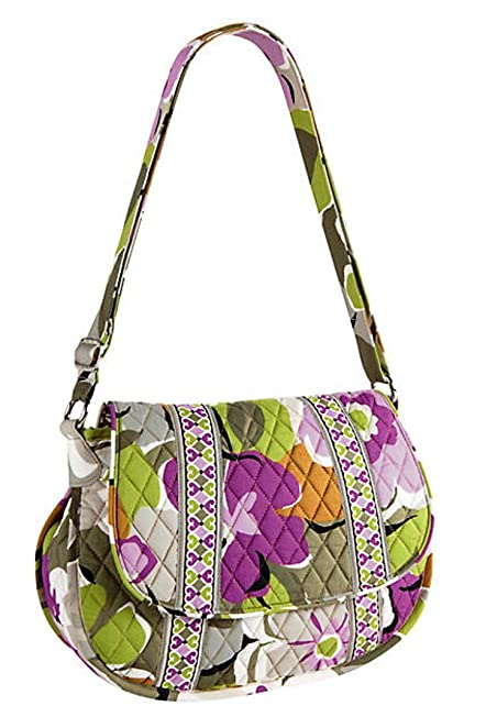 Vera Bradley Saddle Up in Portobello Road: Handbags: Amazon.com