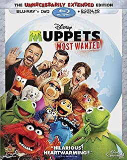 Muppets: Most Wanted (The Unnecessarily Extended Edition) [Blu-ray + DVD + Digital HD] (Bilingual) (B00HNX28TI)   Amazon Products