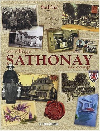 Livres gratuits en ligne Sathonay : Un village, un camp epub pdf