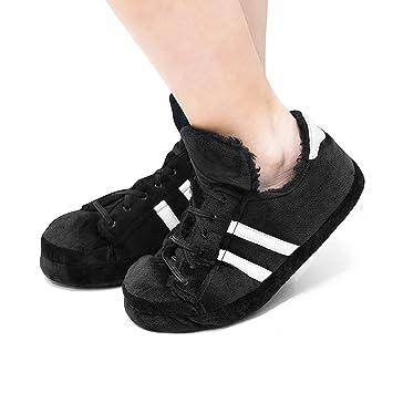 Balvi - Tennis Zapatillas de casa Pantuflas Originales. Talla: M (Talla EUR 40