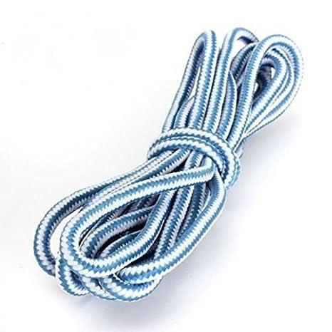 Multi-colori che combattono forti bootlaces rotonde 120 centimetri lungo Per  punta di ferro Cap ff0c2ecc5f6