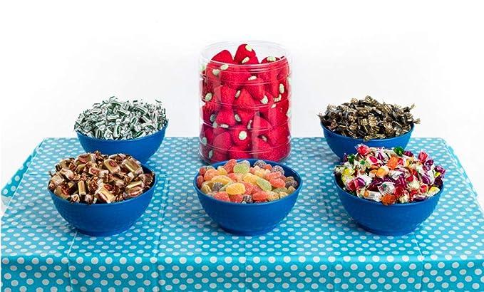 Candybar Clásicos Caramelos La Asturiana - Selección de 6 tipos de ...