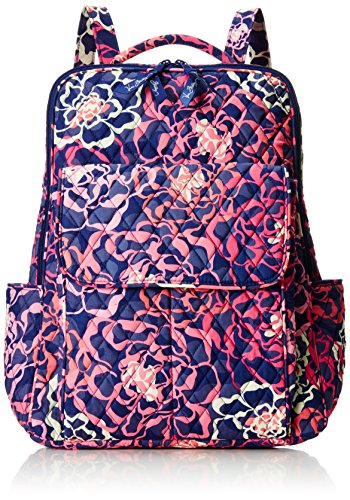 Vera Bradley Ultimate Backpack Shoulder Handbag, Katalina Pink, One Size
