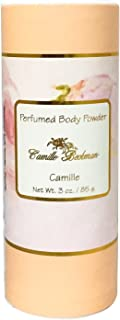 product image for Camille Beckman Perfumed Body Powder, Camille, 3 Ounce