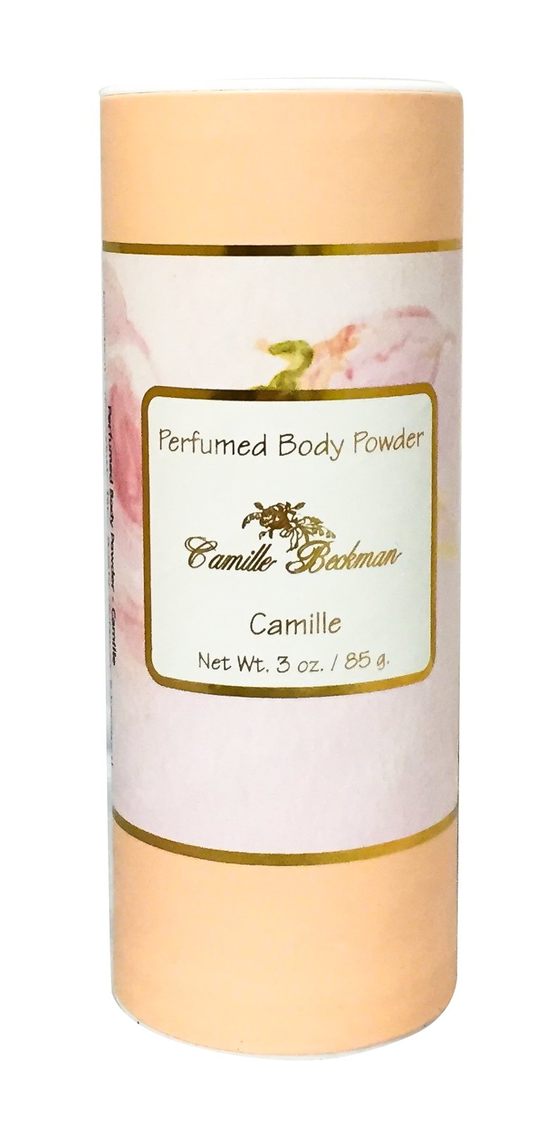 Camille Beckman Perfumed Body Powder, Camille, 3 Ounce