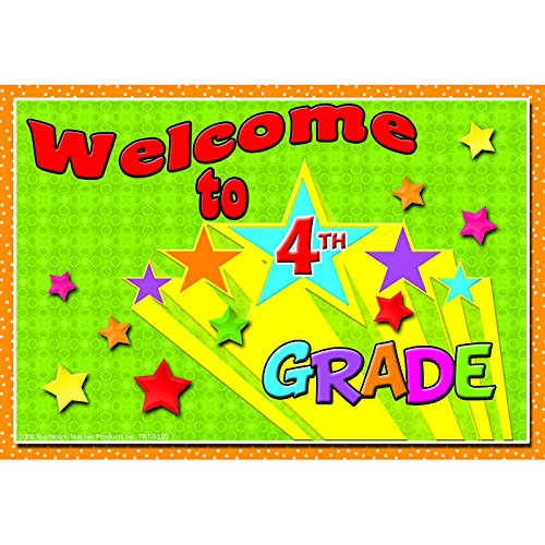 4th Grade Postcards - Top Notch Teacher Products Postcards Welcome to 4th Grade