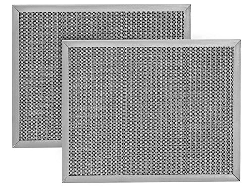 Electrostatic Air Filter Replacement (20 x 20 x 1) | Washable | 6 stage HVAC filter | Purify Allergens for Cleaner, Healthier Home Environment | Easy to Install | Made in the USA