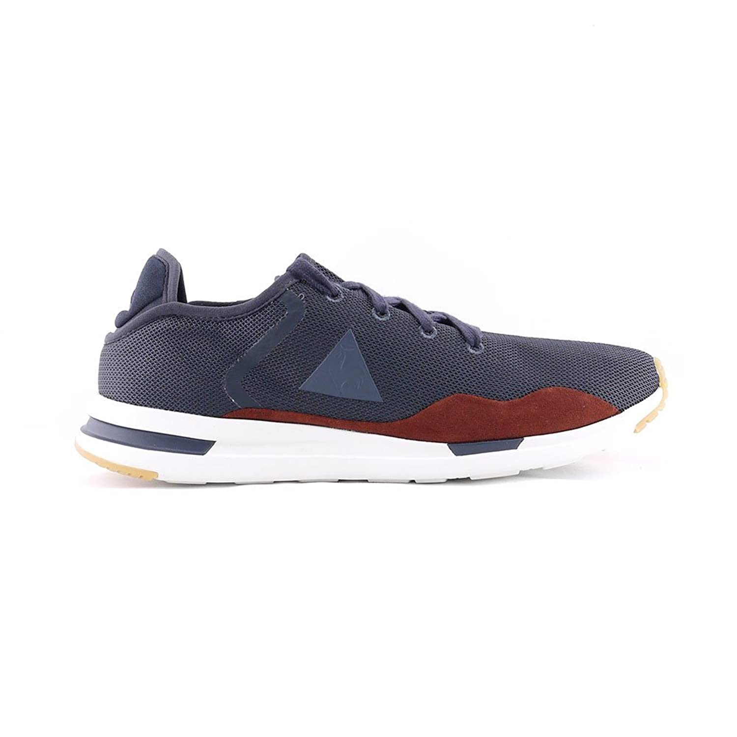 Le Coq Sportif Solas Craft Suede Nine Iron Viola