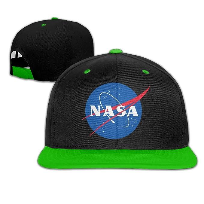Nasa Logo Hip Hop Hat Snapback Fitted Vintage Snapback  Amazon.ca ... 2f5b50851b1a