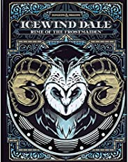D&D RPG ICE WIND DALE RIME OF THE FROST MAIDEN HC ALT