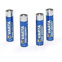 VARTA Alkaline Batterie ´High Energy´, Micro AAA LR3
