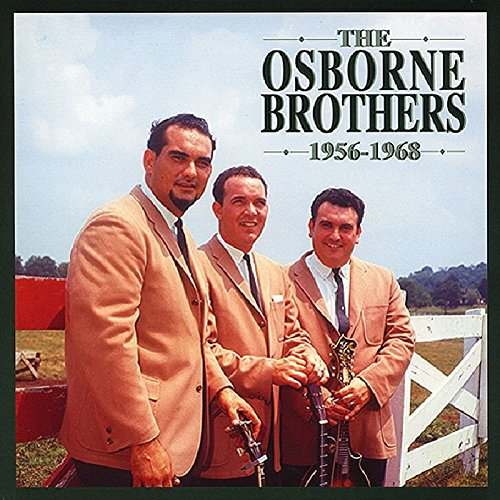 Bluegrass 1956-1968 by Osborne Brothers