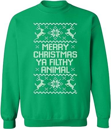 Merry Christmas Snowflake Women/'s V-Neck T-shirt Xmas Cross Stitch Ugly Tee