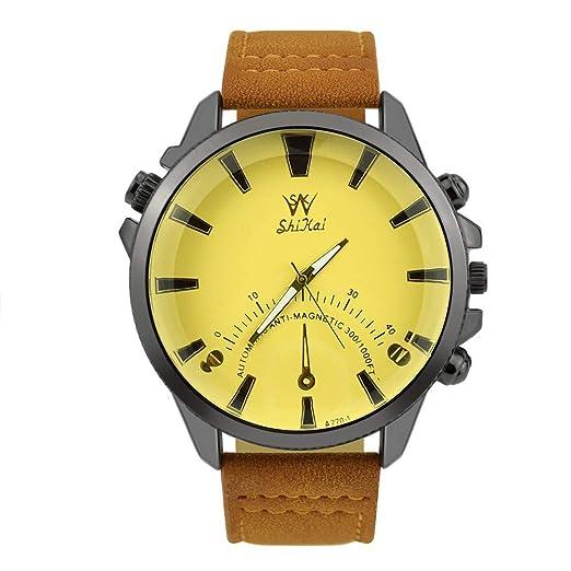 Reloj Mujer Moda,Reloj de Cuarzo Trend Fashion diseño Retro. Reloj ...