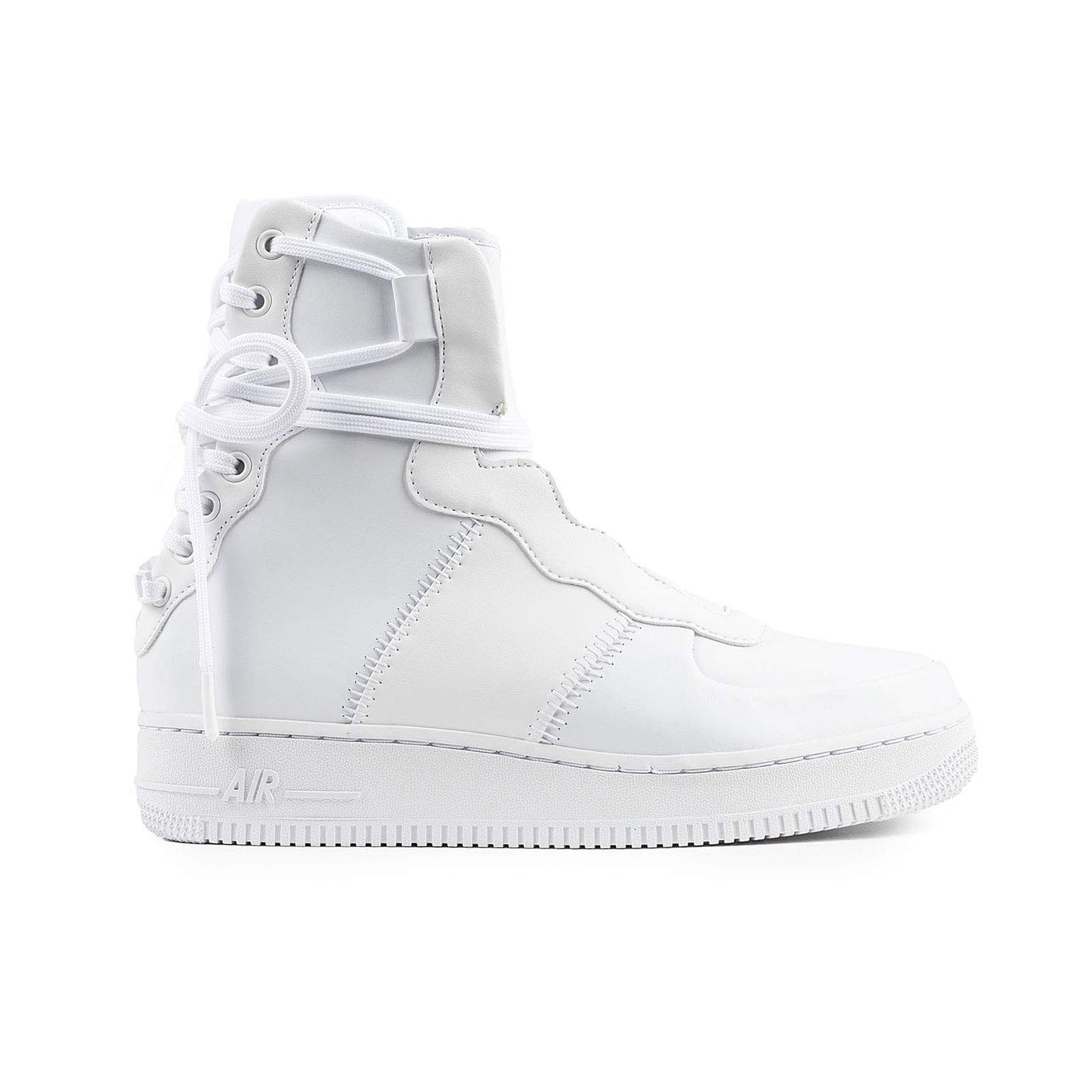 Nike Women's Air Force 1 Rebel XX PRM White AO1525-101 (Size: 7.5) by Nike