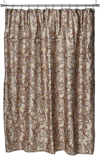 SAM HEDAYA Bella Shower Curtain