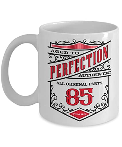85th Birthday Gift Coffee Mug