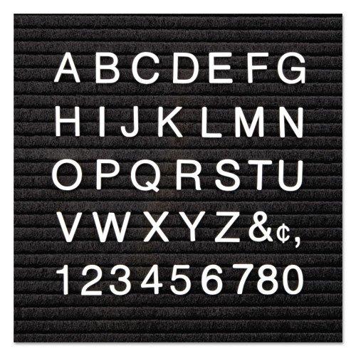 Letter Set Helvetica Font - Quartet Helvetica Letter Set - 300 Letter - 1