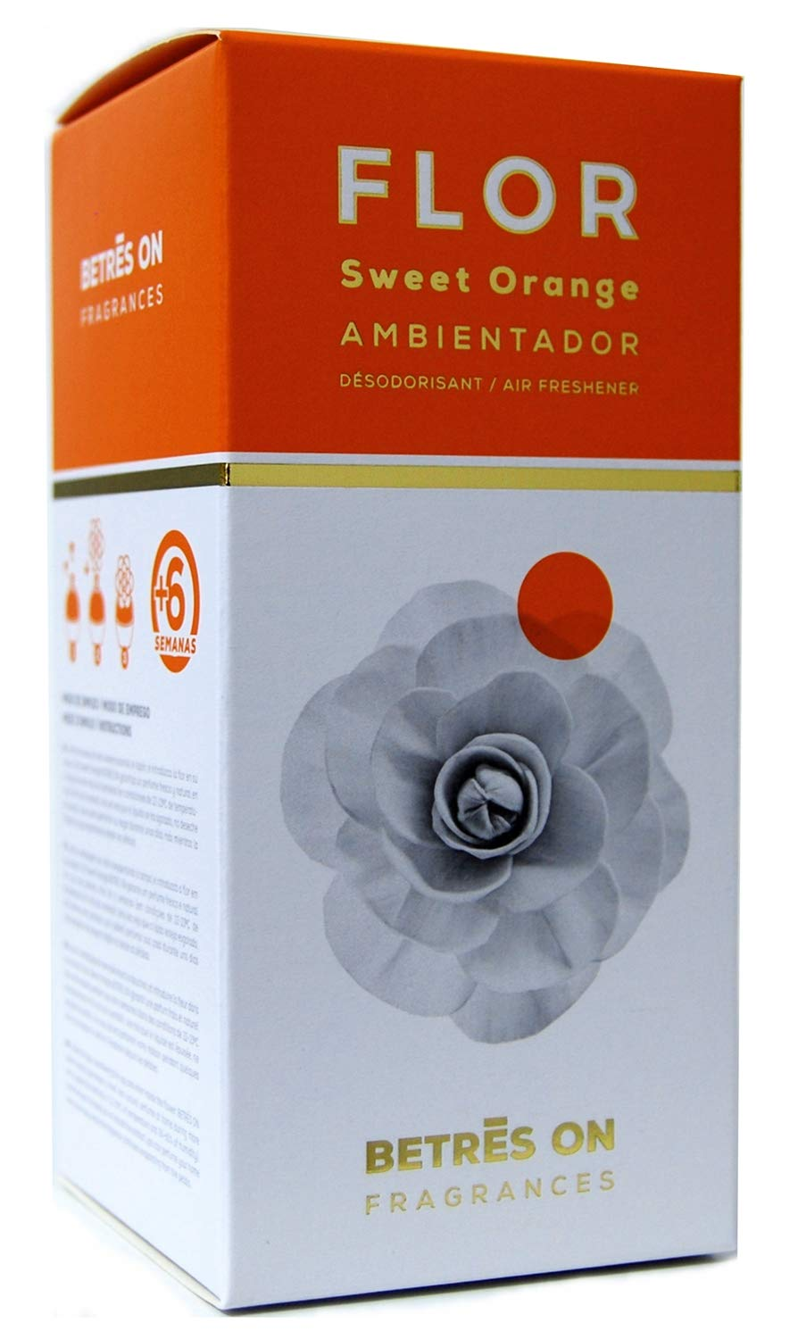AMBIENTADOR BETRES ON SWEET ORANGE 90 ML product image
