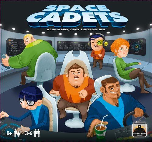 Stronghold Games Space Cadets Board Game - 8