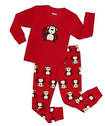 Monkey Pajamas For Boys Family Clothes